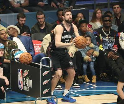 Joe Harris Wins 2019 NBA Three-Point Contest 💦