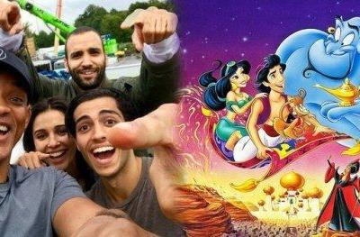 Disney's Live-Action Aladdin Movie Wraps ProductionMena