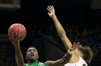 Colson's 24 points lead Notre Dame to 92-78 win over Iowa