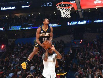 There were no real winners in this year's Slam Dunk Contest