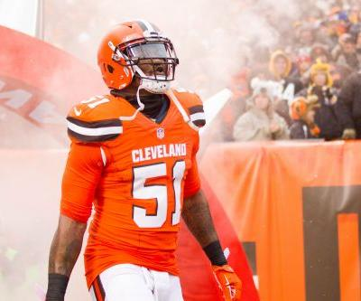 Browns release LB Jamie Collins after two and a half seasons