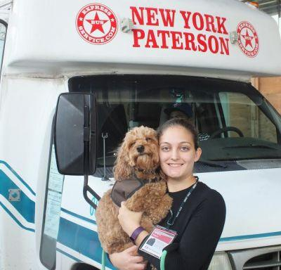 First Therapy Dog Wins The Right To Ride On New Jersey Buses