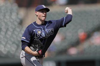 Rays carry combined perfect game into 9th, beat Orioles 4-1