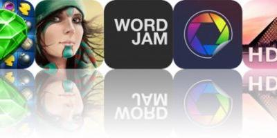 Today's Apps Gone Free: Cradle of Rome 2, Windy, Word Jam and More