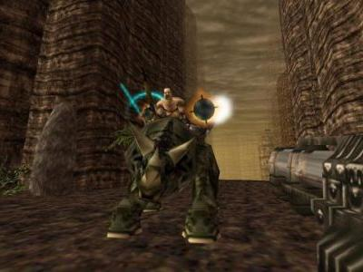 Turok Headed to Switch Next Month