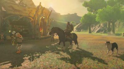 Gorgeous New Trailer For Legend Of Zelda: Breath Of The Wild Revealed