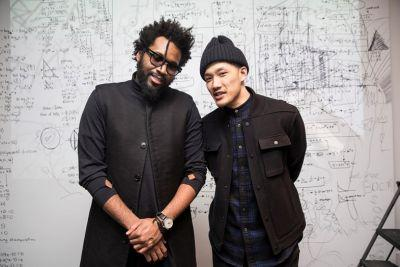 Maxwell Osbourne and Dao-Yi Chow are leaving DKNY