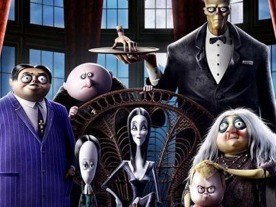 The Addams Family Trailer: The Classic Characters Return!