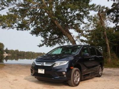 Here Is Why I Bought A Honda Minivan That Cost About As Much As A New Porsche Cayenne