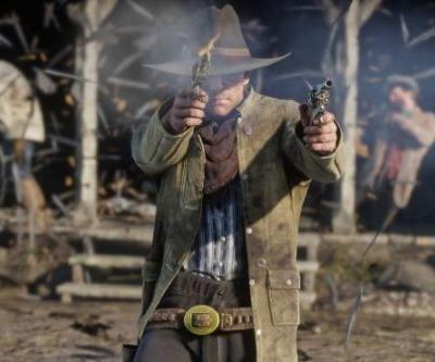 Red Dead Online Improves Gun Rush and Offers Free Gold Bars This Weekend