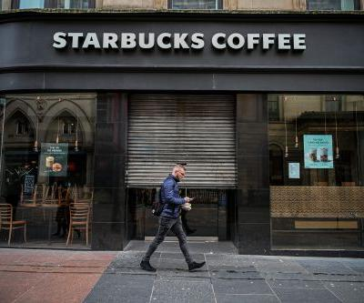 Starbucks plans to reopen its stores across Britain after the government issued guidance on slowly lifting the lockdown