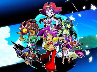 Shantae: Half-Genie Hero - Ultimate Day One Edition Sells Out in Record Time for Switch