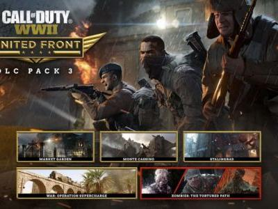 Call of Duty WW2's Third DLC Releases on June 26th, New Maps Detailed