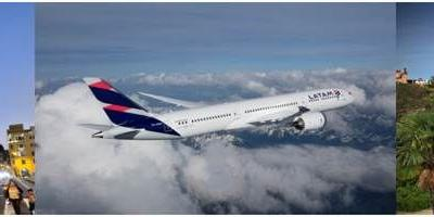 LATAM Airlines inaugurates first flight between Lima and Barcelona