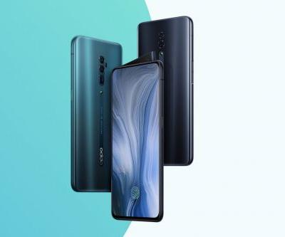 Oppo announces Reno flagship phone with 10x zoom lens and weird pop-up camera