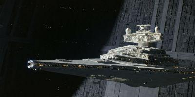 How Rogue One Crashed 2 Star Destroyers Together