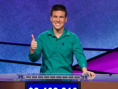 James Holzhauer Returning to Jeopardy! for Tournament of Champions