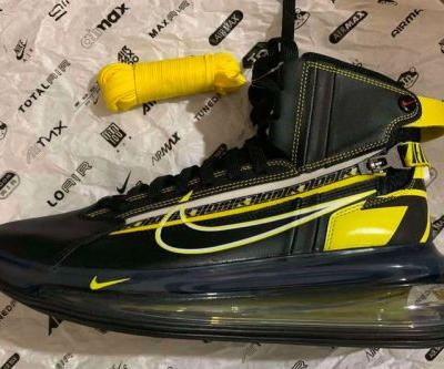 A Motorsports-Inspired High-Top Air Max 720 Surfaces