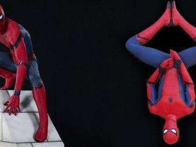 Who Wants to Buy a Life-Sized Spider-Man Statue For $6,000?