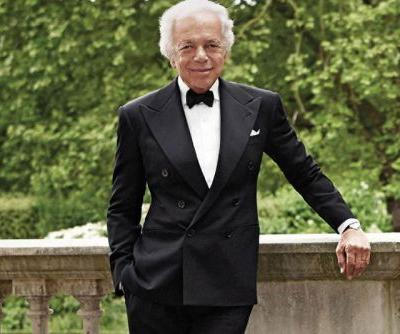 Ralph Lauren to Become First-Ever Knighted American Designer
