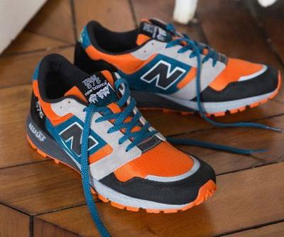 New Balance Introduces MTL575 Silhouette in Made in U.K. Season 2 Pack