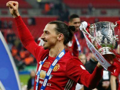 'It was Ibra who won it for second-best Man Utd' - Mou snubs Pogba for Swede as EFL Cup hero