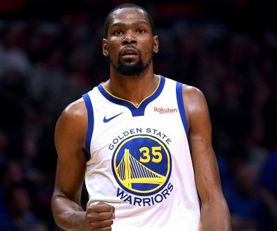 Kevin Durant propels Warriors to easy Game 3 win over Clippers