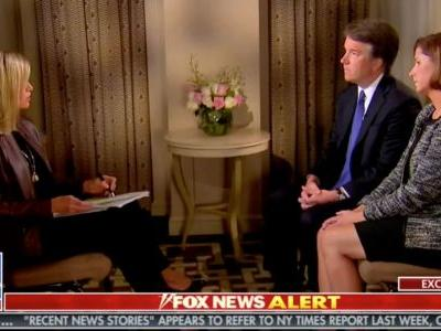 Fox News' Martha MacCallum Gets Huge Ratings Boost from Kavanaugh Interview; Tops Monday Cable News Ratings