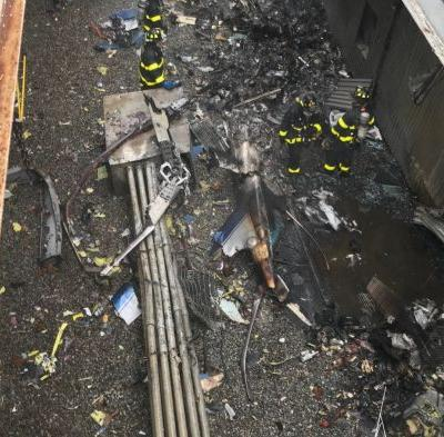 Helicopter pilot killed in Manhattan crash wasn't certified to fly in bad weather