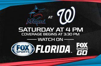 Preview: Marlins look to begin another win streak against Nationals