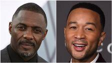 Idris Elba Shares His Wisest 'Sexiest Man Alive' Advice With John Legend