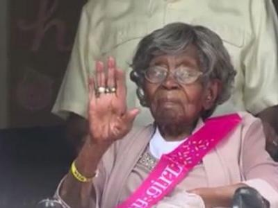 Hester Ford, North Carolina resident and oldest living American, dies at 116