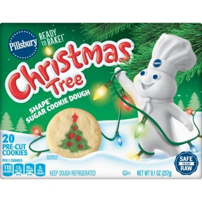 Pillsbury's Holiday 2020 Cookies & Baking Lineup Include So Many Returning Faves