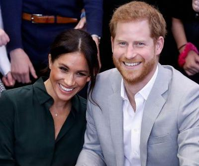 Meghan Markle and Prince Harry expecting first child