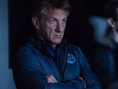 The First Full Trailer: Sean Penn Leads A Futuristic Mission To Mars