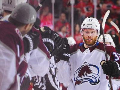 Avalanche sign J.T. Compher to 4-year deal; Mikko Rantanen still waiting