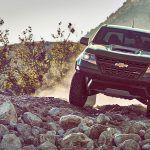Deuces Wild: Chevrolet Colorado ZR2 Off-Roader Priced from $40,995