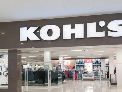 Kohl's says a shift in the calendar is going to be a 'headwind' for the 2nd half of the year