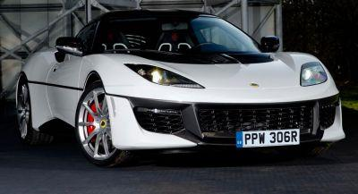 Bespoke Lotus Evora 410 Pays Tribute To Famous Submarine Bond Car