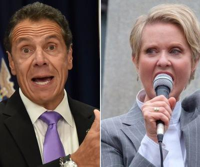 Cuomo holds massive lead over Nixon as primary approaches