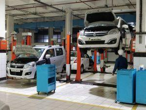 Now Get Your Maruti Suzuki Cars Serviced At Night