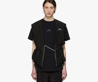 A-COLD-WALL* Delivers Spray-Painted T-Shirts & Bucket Hats in SSENSE-Exclusive Collection