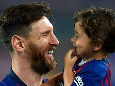 Toe Poke Daily: Messi reveals his own son trolls him with Liverpool, Real Madrid taunts