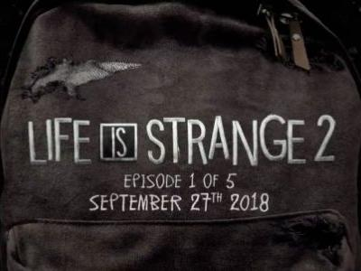 The First Episode of Life is Strange 2 Releases in September