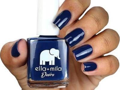 Want nail polish with fewer chemicals? Check out ella+mila