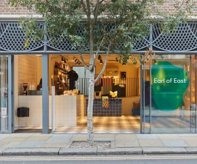 Earl of East Opens Fourth Storefront in London's Design Haven