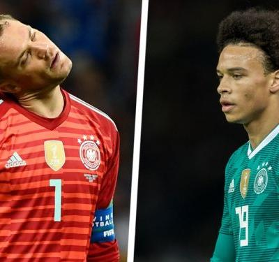 Neuer & Boateng out, Sane in: How Germany must rebuild after World Cup disaster