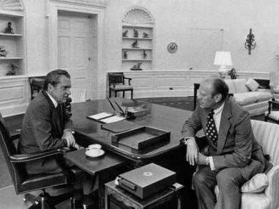 Long Sealed, Newly Released Watergate 'Road Map' Could Guide Russia Probe