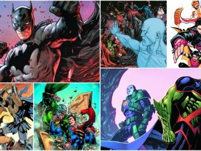 DC Comics January 2019 Solicitations