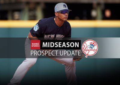 2017 New York Yankees Midseason Top 10 Prospects